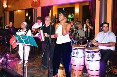 Salsa del Soul in action. Photo courtesy of Salsa del Soul Disco Night, July 10, How To Speak Spanish, Dance Music, Orchestra, Caribbean, Salsa, Action, People