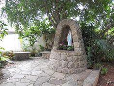grutas para jardim - Pesquisa Google