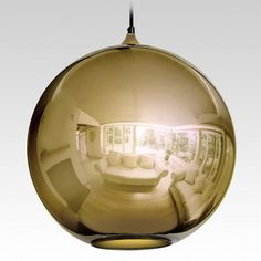 Talk about glam factor! An impressive and sophisticated, gold, glass pendant. NB: Its hard to show the true Pendant Lighting, Light, Glass, Lighting, Lights, Pendant Light, Glass Pendants, Ceiling Lights, Gold Pendant Lighting