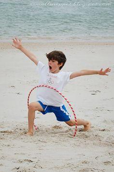 Olympics kid party