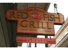 redfish grill - Ate here on our actual anniversary date, 12-17-13.  Delicious food and the perfect balance of relaxed and elegant.