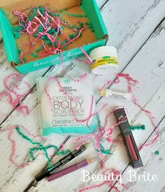 Beauty Box 5 May 201