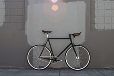 Matte Black - Mission Bicycle