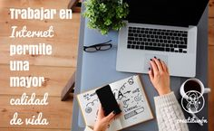 Trabajar en marketing digital permite una mayor calidad de vida