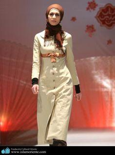Mujer musulmana y desfile de moda - 27