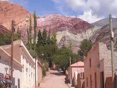 Quebrada de Humahuaca: Patrimonio de la Humanidad por la UNESCO   Argentina tour. http://www.turismoyargentina.com/2013/01/quebrada-de-humahuaca-jujuy.html