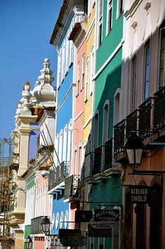 Salvador, Bahia by Saif Alnuweiri