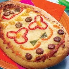 Easter Brunch Pizza