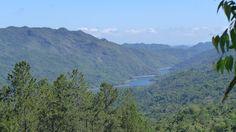 #Hanabanilla #Stausee im #Escambray Gebirge auf #Kuba bei #Trinidad