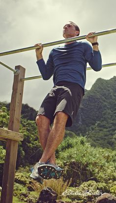Dad a fitness addict? Great Gifts for Father's Day from Eddie Bauer.