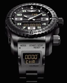 Breitling Professional Exospace B55 Connected Collection @majordor.com #majordor #breitling #breitlingprofessional | www.majordor.com