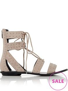 kendall-kylie fabia-suede-sandals