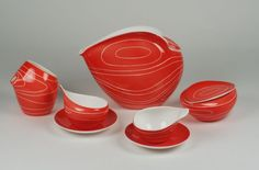 Lubomir Tomaszewski - 60's pottery