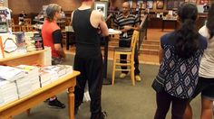 """The Benefits of A Bully"" Youth book reading Barnes & Noble"