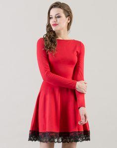 ddb45b32a2 Buy Red Brahm Dress Online at StalkBuyLove