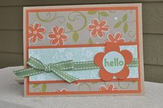All of the cards on this blog are really cute.