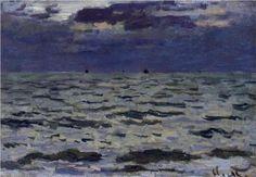Seascape  - Claude Monet