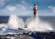 Roker Lighthouse, UK