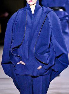 haider Ackermann royal blue #royalblue #blue