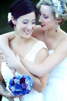 Same-sex couples need not fear getting married.