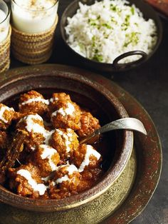 Debbie Major's lamb kofta curry recipe is made from scratch and full of flavour and spice. An impressive dish to serve at a dinner party.