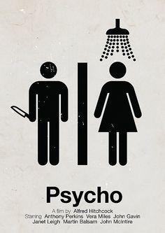 Minimalist Movie Posters Viktor Hertzis a... | The Khooll