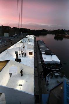 In juni kwam de internationale vakjury van de Belgische Prijs voor Architectuur samen in Brussel voor de nominaties van 2013, reeds de 10e editie. De leden van de jury bleken...