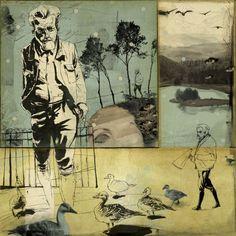ARTIST OF THE DAY - LARS HENKEL