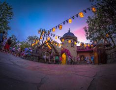 Magic Kingdom - Fantasyland - Tangled | Flickr - Photo Sharing!
