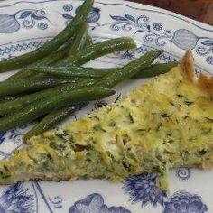 Eine super #Zucchini Quiche. Dazu einen Salat und man hat ein perfektes leichtes Mittagessen. Das Rezept gibts auf Allrecipes Deutschland: http://de.allrecipes.com/rezept/9121/zucchini-quiche.aspx