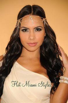 Arabian Style Head Piece