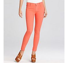 James Jeans Twiggy in Coral
