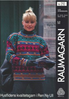 Husfliden Sunnmørskofte 210 Hand Knitting, Knitting Patterns, Norwegian Knitting, Hand Knitted Sweaters, Color Combos, Crochet, Ravelry, Christmas Sweaters, Knitwear
