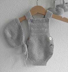 Moeder & # s favoriete 28 baby vest vest laarsjes baret sjaals gebreide kleding, Baby Knitting Patterns, Baby Patterns, Free Knitting, Onesie Diy, Diy Romper, Diy Crafts Knitting, Diy Crafts Crochet, Pull Bebe, Fleece Pullover