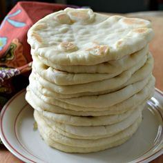 Flatbread A Mediterranean All-Purpose Yeast Bread that is tasty and chewy. Great from appetizers to main dishes.