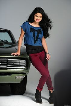 Celebrity Fashion World: Selena Gomez Style 2012