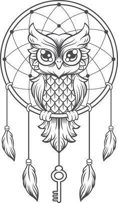 4 mandalas de animales para colorear e imprimir imagenes de ms - Animal Mandala Coloring Pages Owl