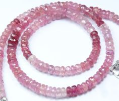 NATURAL-PINK-SAPPHIRE-MICRO-FACETED-4-5-5MM-RONDELLE-BEADS-NECKLACE-114CT-17