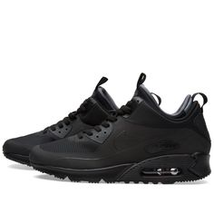 Nike Air Max 90 Mid Winter (Black)