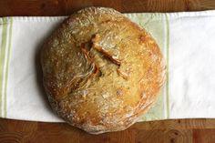 Flourishing Foodie: Homemade Sourdough Starter and Bread