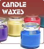 Waxes for making candles -- Where I might shop for candle making supplies.