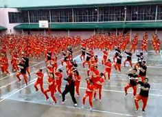 1,000 Philippine Prisoners Dancing 'Gangnam Style' Was Just Inevitable at This Point (VIDEO)