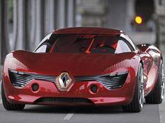 #Renault DeZir @renaultitalia