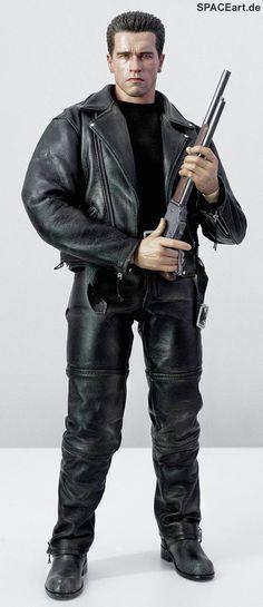 Terminator 2: T-800 Terminator - Giant Deluxe Figur ... http://spaceart.de/produkte/te012.php
