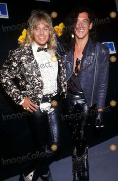 Vince Neil &  Stephen Pearcy