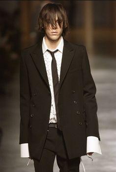 Dior Homme AW02 Paris - StyleZeitgeist