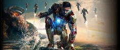 Marvel's Iron Man 3 | In Theaters Tomorrow | Marvel.com  YES, we will go this weekend.