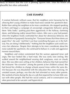 Paranoid personality disorder: http://www.sagepub.com/upm-data/15198_Chapter3.pdf