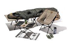 NEIGHBORHOOD x Helinox Camping Collection