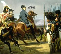 If I thought The Adventures of George Washington was a treat, now they've got The Adventures of Napoléon Bonaparte!